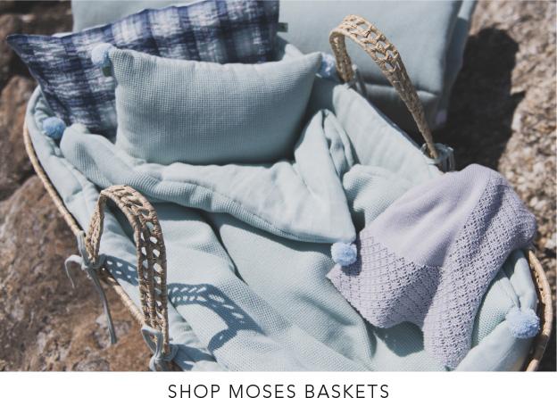 Shop Moses Baskets