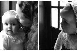 4 meses de ma petite princesse