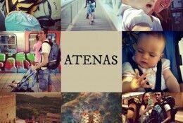 a viagem à Grécia, segundo as fotos no meu iphone