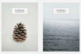 cereal [uma revista bonita]