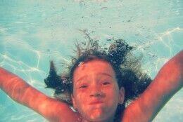 amor debaixo d'água