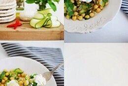 introduzindo os vegetais [e uma oferta iglo]