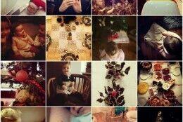 este Natal, segundo as fotos no meu iPhone