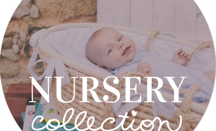 [nursery collection] berços e alcofas ma petite princesse