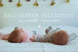 [fall-winter collection] especial recém-nascido