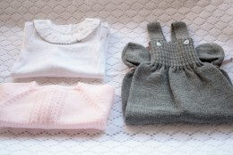 [preparando a chegada de um bebé] a lista do enxoval