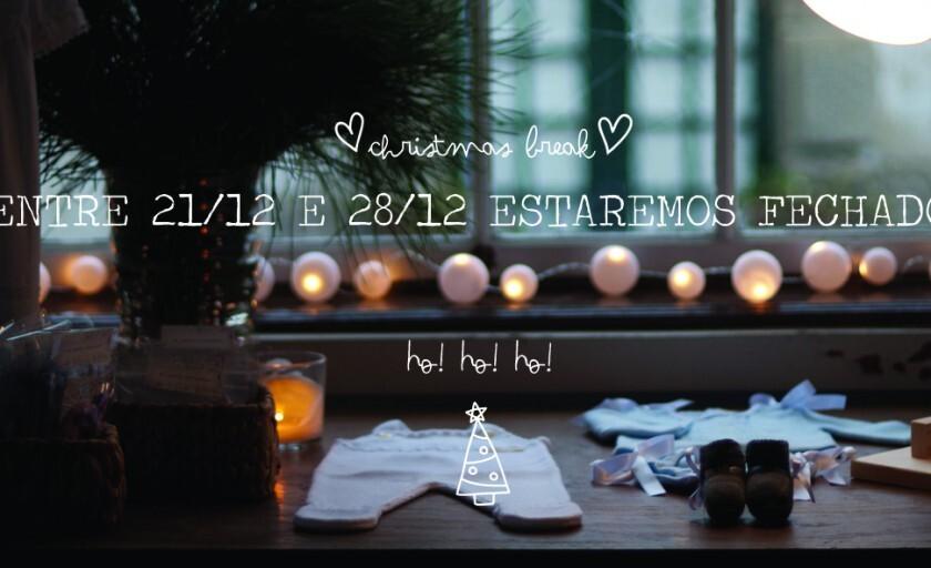 Camila, Natal, Família [e uma pausa]