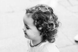 Constança [de bebé a menina]