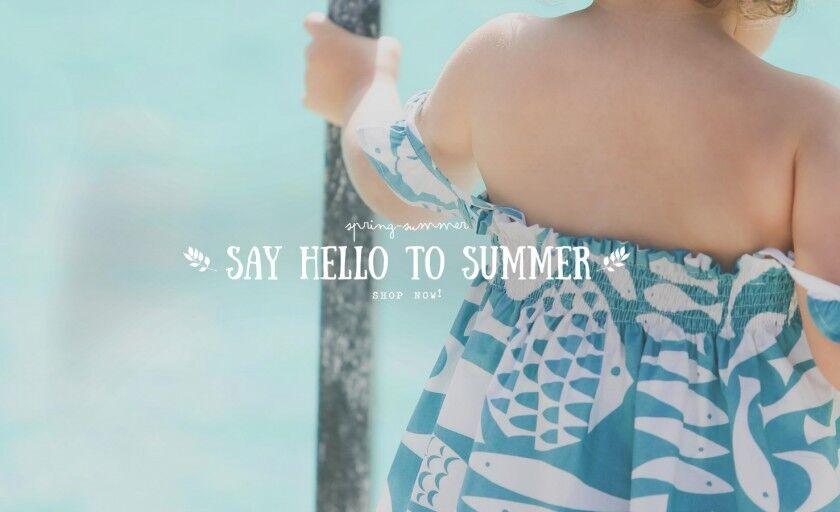 say hello to summer [coleção especial praia]