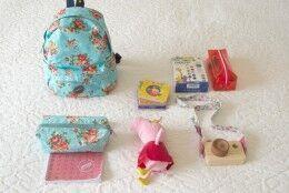 [viajar com crianças] nas nossas mochilas