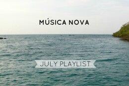 [playlist julho] música nova
