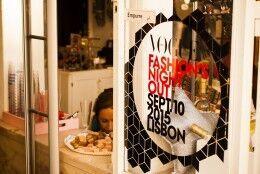 [ontem] vogue fashion's night out